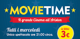 MOVIETIME - Il grande Cinema all'Ariston